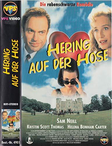 Hering auf der Hose [VHS]