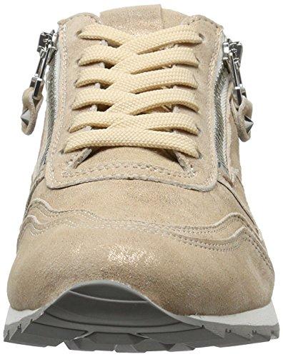 Kennel und Schmenger Schuhmanufaktur  Runner, Sneakers Basses femme Beige (cipria Sohle Weiss-grau)