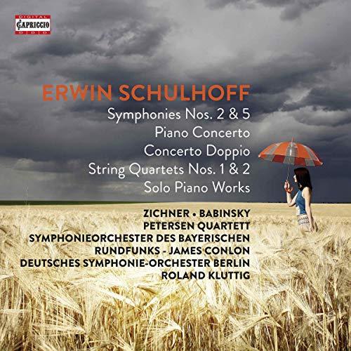 Erwin Schulhoff (6 CD-Box)
