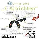 Mundschutz – SIRIUS WAVE 3 Schichten GEL - 3