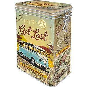 Nostalgic-Art 31119 VW Bulli - Let's Get Lost, Retro Aromadose