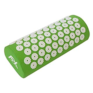 AFX Akupressur Kissen für Nacken und Schultern Massage Kissen–Grün
