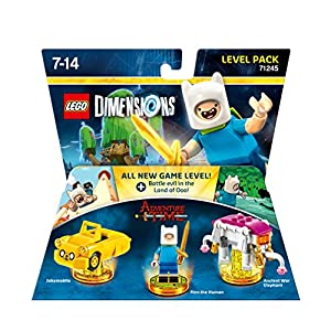 Lego LEGO Dimensions - Level PACK Adventure TIME Giocattolo ibrido LEGO DIMENSIONS LEGO