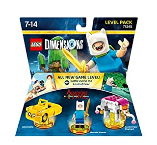 Figurine 'Lego Dimensions' - Adventure Time - Pack Aventure (B01GG2ZAKK) | Amazon Products