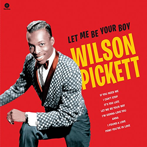 Let Me Be Your Boy: The Early Years 1959-1962 [Vinilo]