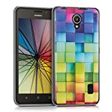 kwmobile Crystal Case Hülle für Huawei Ascend Y635 - TPU