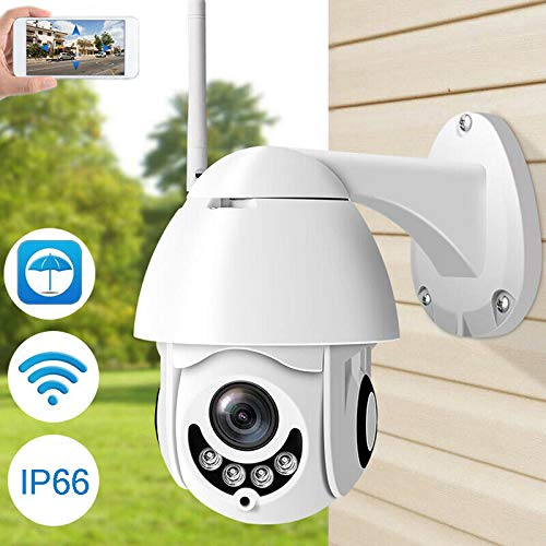 VIMOER 1080P HD Wireless IP Cam mit Zwei-Wege-Audio, Indoor-WiFi-...