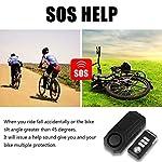 Allarme-Antifurto-per-Bicicletta-Allarme-Antifurto-per-Telecomando-Allarme-Antifurto-per-Bicicletta-Allarme-Antifurto-per-Veicolo-Moto