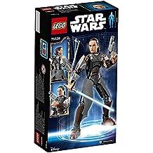 LEGO Star Wars - Figura articulada para construir de Rey (75528)