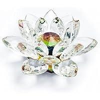 Lotus Flower irisierendem Glas (9cm) preisvergleich bei billige-tabletten.eu