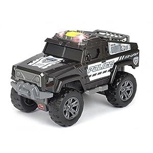 Dickie Toys 203304011 vehículo de Juguete - Vehículos de Juguete, Police Car, 3 año(s), 6 año(s), Batería, 1,5 V
