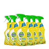 Dettol Power en Fresh Allesreiniger Spray Citrus 6 x 500 ml Grootverpakking