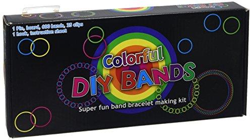 Preisvergleich Produktbild Glow2B Spielwaren 5620064 - Loom's Starterbox, 600 Stück