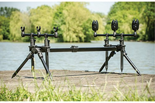 Leeda Rogue 3-in-1 Fishing Rod Pod and Carry Case by ROGUE