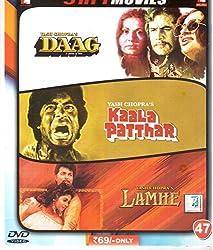 Daag/Kaala Patthar/Lamhe