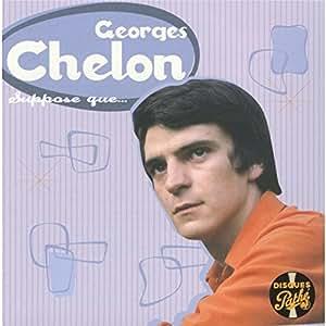 Georges Chelon - Prix De L'Académie De La Chanson Francaise 1966