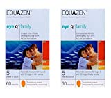 (2 PACK) - Equazen Equazen Eye Q Capsules | 60s | 2 PACK - SUPER SAVER - SAVE...