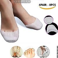 pedimend Professional Foot Care Silikon Gel Tänzerin Pointe Schuhe Pads–Fuß Sleeve Mittelfußpolster, reduziert... preisvergleich bei billige-tabletten.eu
