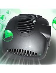 Purificador de aire 4 cabeza de iones negativos puede liberar 25 millones de iones negativos