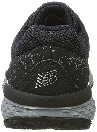 New Balance Mt620, Chaussures de Trail Homme Noir (Black/silver)