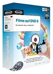 MAGIX Filme auf DVD 9