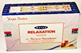 Satya Yoga Series - Relaxation (12 Packs of 15g Each)