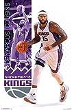 Tendencias Internacional rp15320pared Póster de Sacramento Kings de la NBA Demarcus Primos, 22.375'x 34'