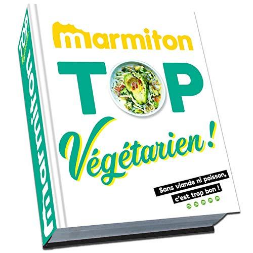 Marmiton Top Végétarien - Les meilleures recettes sans viande ni poisson de Marmiton