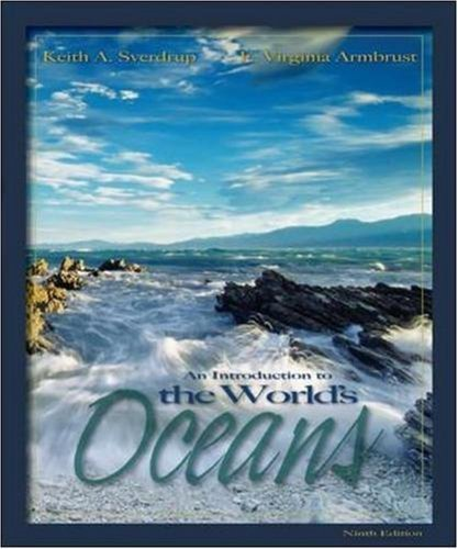An Introduction to the World's Oceans by Keith Sverdrup (2006-09-15)