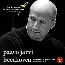 """Sinfonien 6 """"Pastorale"""" & Sinfonie 2"""