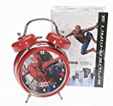 Die besten Spiderman Wecker - Spiderman 3 Wecker mit lautem Hammerschlag Bewertungen