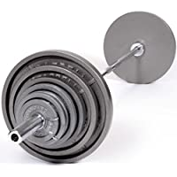 Troy USA Sports Olympic Weight Set by
