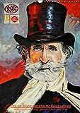 PopArt Bilder berühmter Komponisten (Wandkalender 2019 DIN A3 hoch): Acryl auf Leinwand, gemalt von Rudolf Rox (Monatskalender, 14 Seiten ) (CALVENDO Kunst)