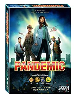 Z-Man Games Pandemic Board Game (B00A2HD40E) | Amazon Products