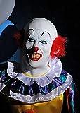 Deluxe Pennywise es der Clown Maske