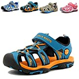 Gloria JR Kinder Outdoor Athletic Sandale Für Jungen Kinder (24 EU (7 UK Child=15 CM), Dunkelblau(Dark Blue))