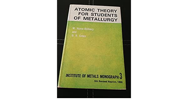 1: Atomic Structure