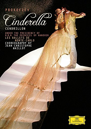 Preisvergleich Produktbild Prokofjew,  Sergej - Cinderella [2 DVDs]