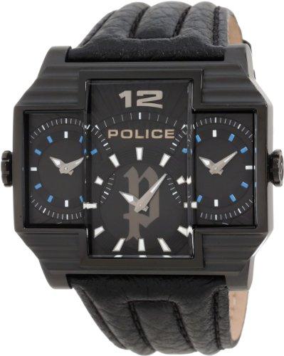 Police Herren-Armbanduhr Analog Quarz P13088JSB-02