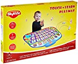 SkyKids Touch and Learn Play Mat Learning Toy, Yellow