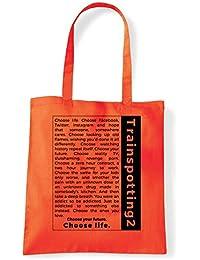 Art T-shirt - Bolso al hombro de Algodón para mujer