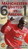 Manchester Utd Vs Arsenal 2001 [VHS]