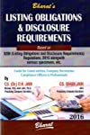 This book is based on SEBI (Listing Obligations & Disclosure Requirements Regulations, 2015 alongwith various specimens etc.