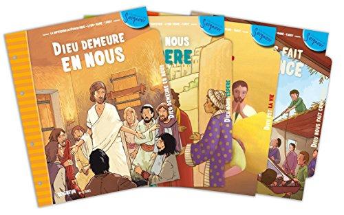 8-11 ans - Recharge marron ( CD carnet de vie) - modules 9 à 12 - NE par  Diffusion Catéchistique Lyon