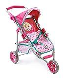 CHIC 2000 Lola Bayer Dolls Jogging Buggy