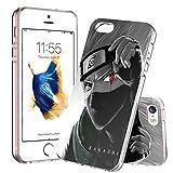 FHHICCGHF iPhone SE Coque, [transparente] Coque arrière en silicone résistante aux...