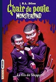 Monsterland, Tome 02: Le fils de Slappy par Robert Lawrence Stine