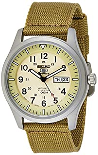 Seiko 5 Sports Desert Military Automatic Gents SNZG07J1 (B003549AOK) | Amazon price tracker / tracking, Amazon price history charts, Amazon price watches, Amazon price drop alerts
