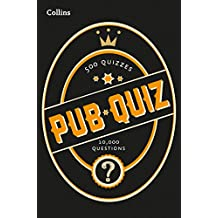 Collins Pub Quiz: 10,000 easy, medium and difficult questions (English Edition)