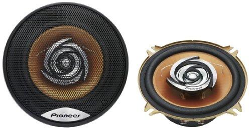 Pioneer TS-G 1346 - Altavoces coaxiales para coche, marrón